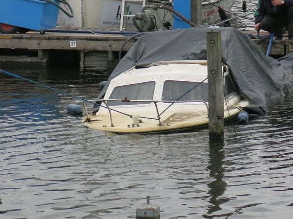 Fahrspass kann man auch mit kleineren Booten haben!