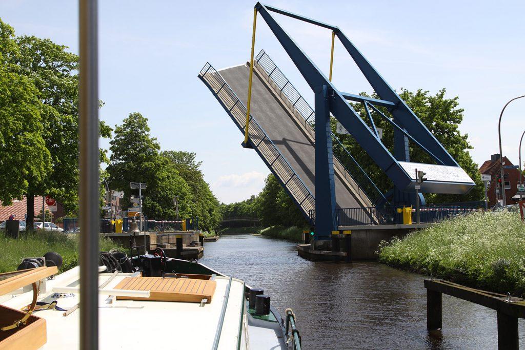 Hebebrücke in Haren