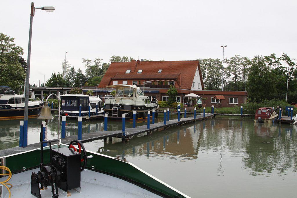 Yachthafen Seelze