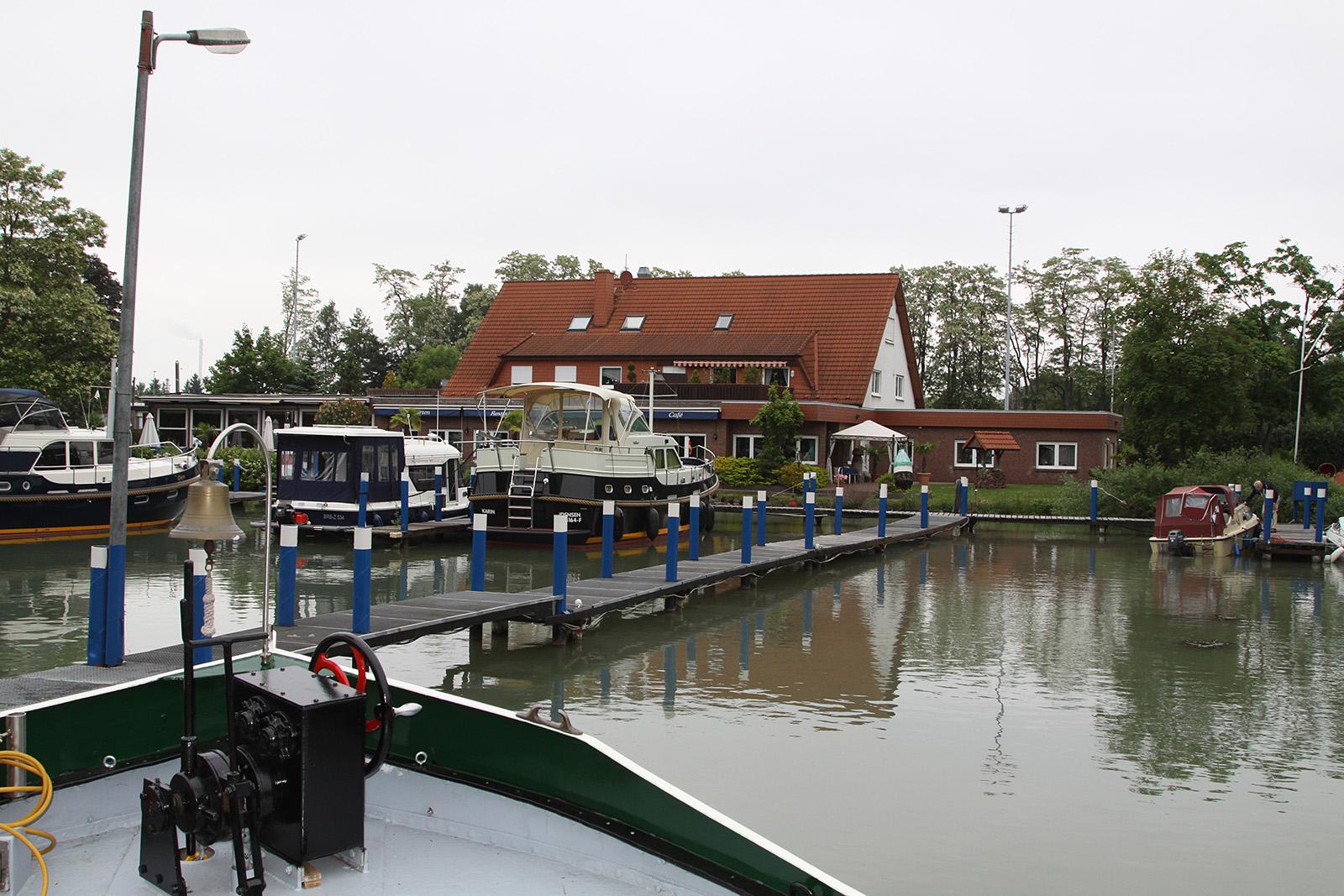 restaurant yachthafen seelze