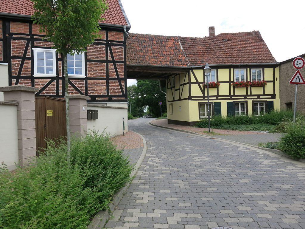 Das Waldtor in Haldensleben