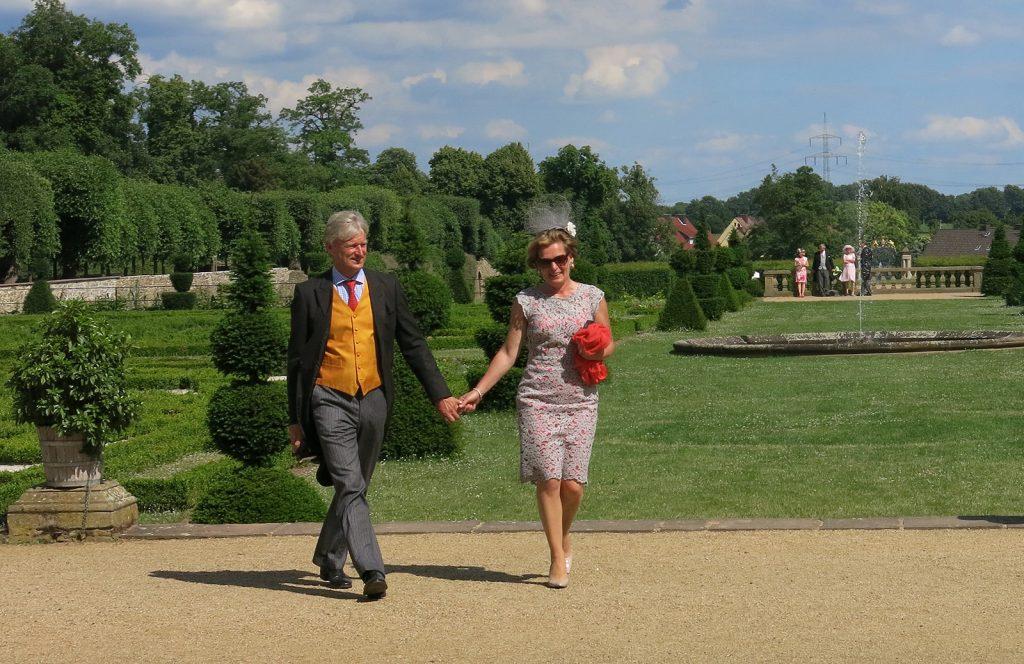 Graf und Gräfin von Alvensleben