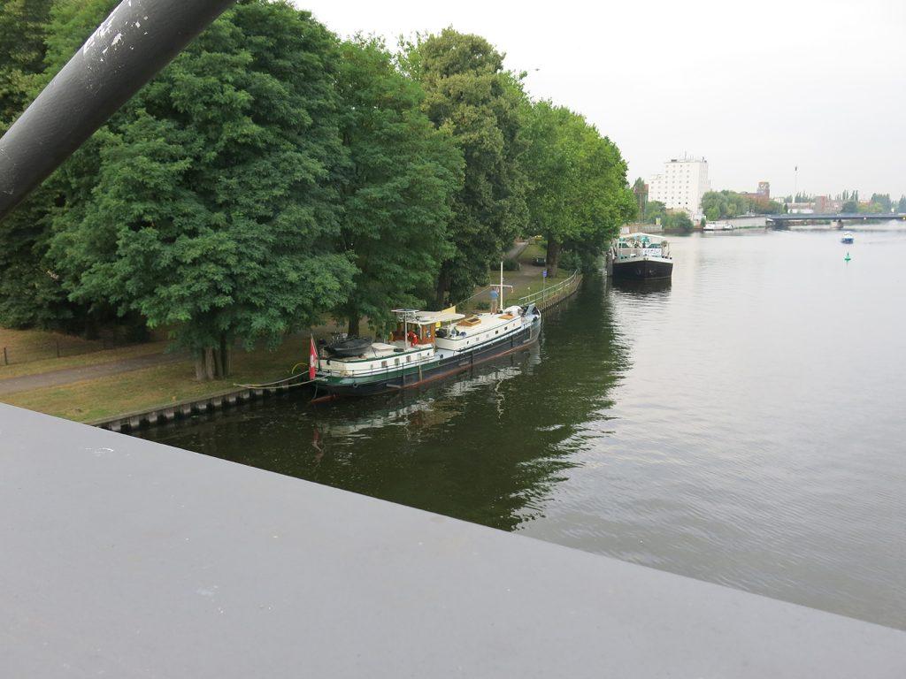 Ober-Schöneweide an der Spree-Oder-Wasserstrasse