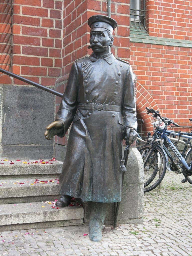 Der Hauptmann von Köpenick – in Köpenick