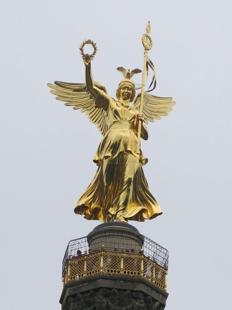 Die Siegessäule – Übername «Goldelse»