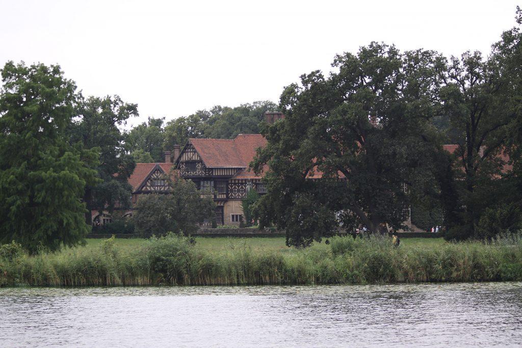 Schloss Cecilienhof – hier wurde das Abkommen von Potsdam geschlossen