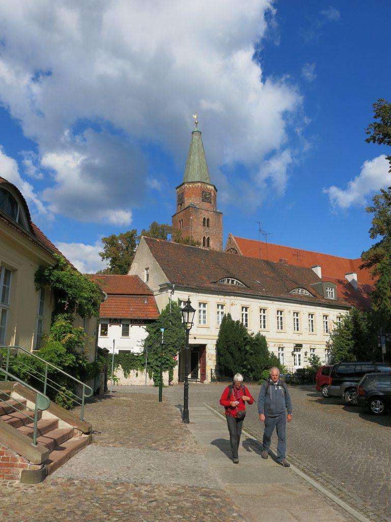 Der Brandenburger Dom St. Peter und Paul