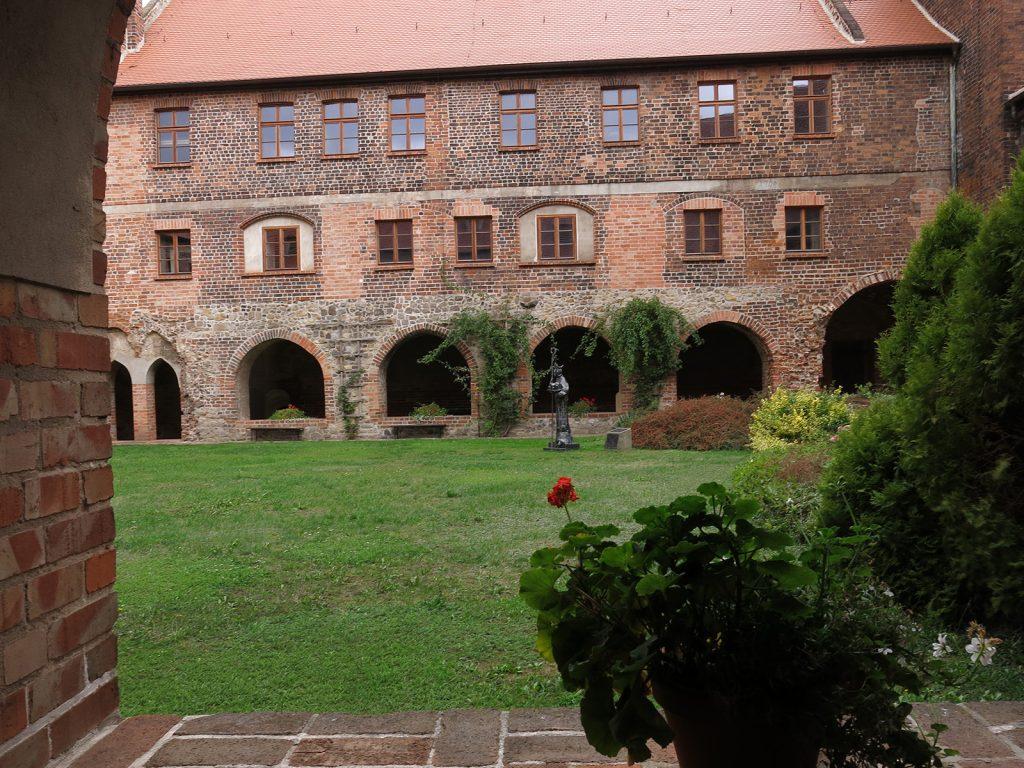 Kreuzgang im Kloster Jerichow