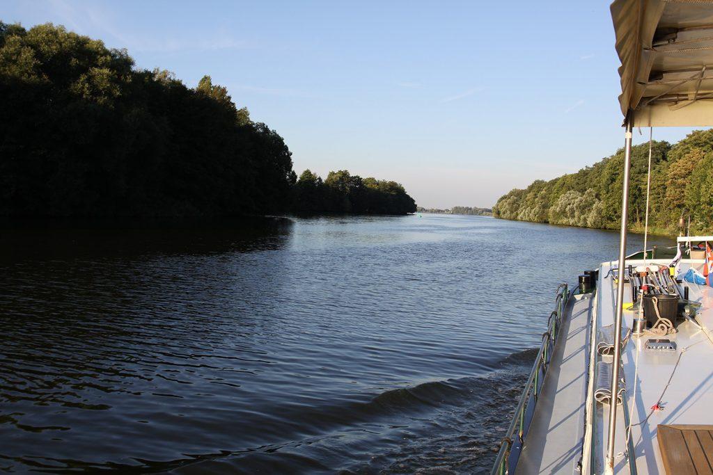 «Die Havel ist ein aparter Fluss»