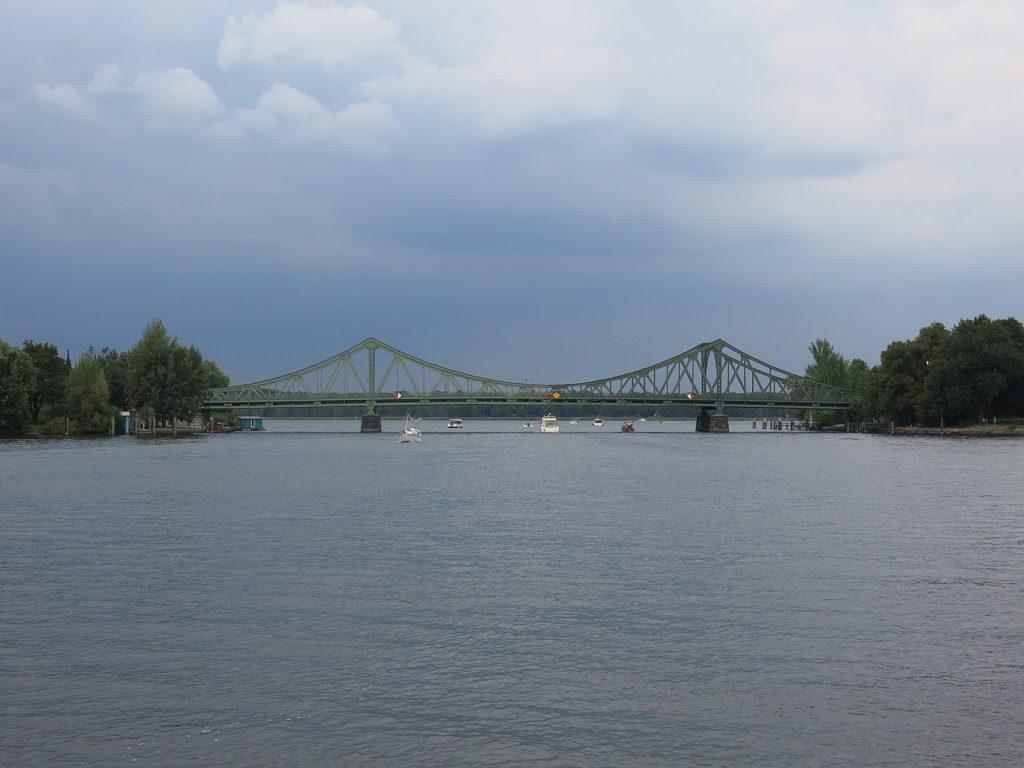Die Glienicker Brücke – Schauplatz von Agentenaustausch zwischen Ost und West