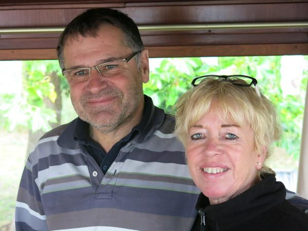 Hilmar und Catharina Bockhacker