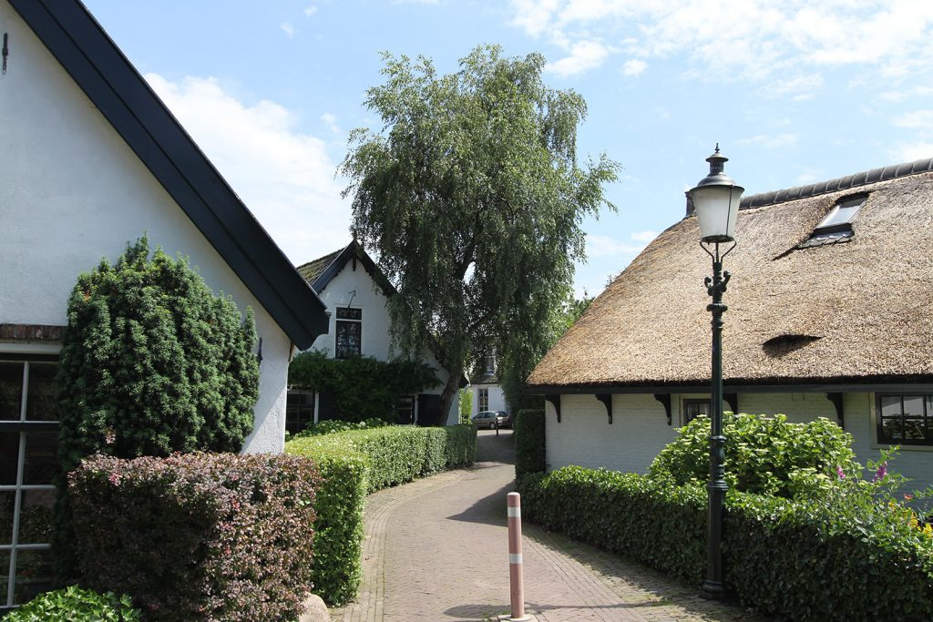 Das «Oude Dorp» von Huizen