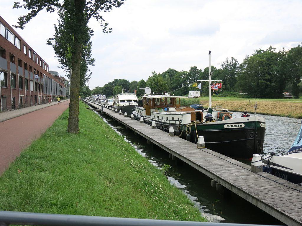 Der Passantenhafen von Vianen
