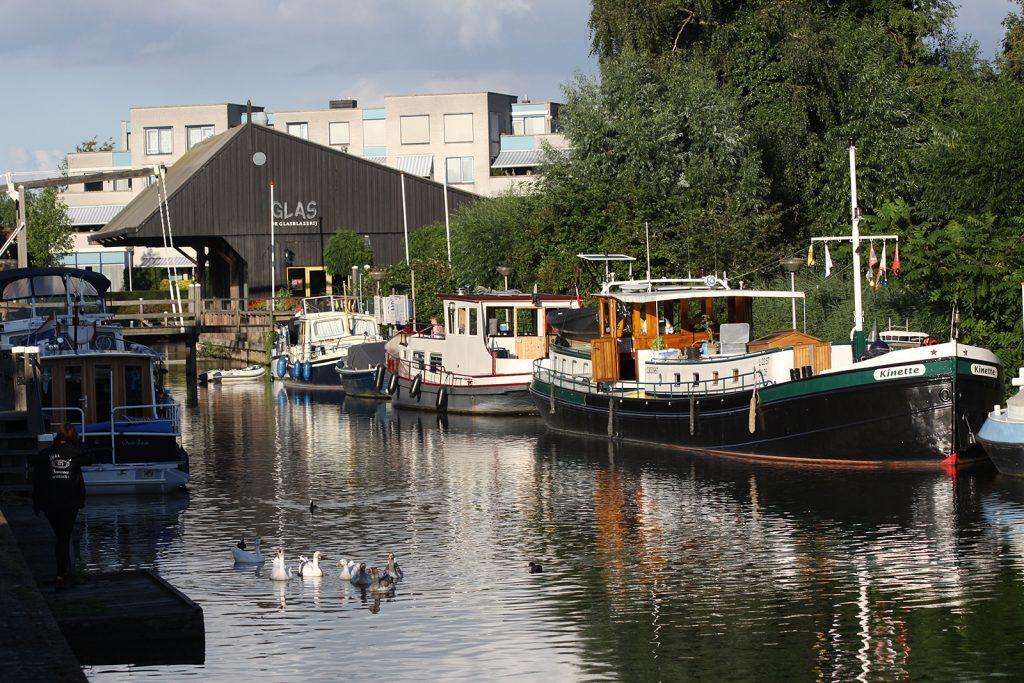 Im Stadthafen Leerdam