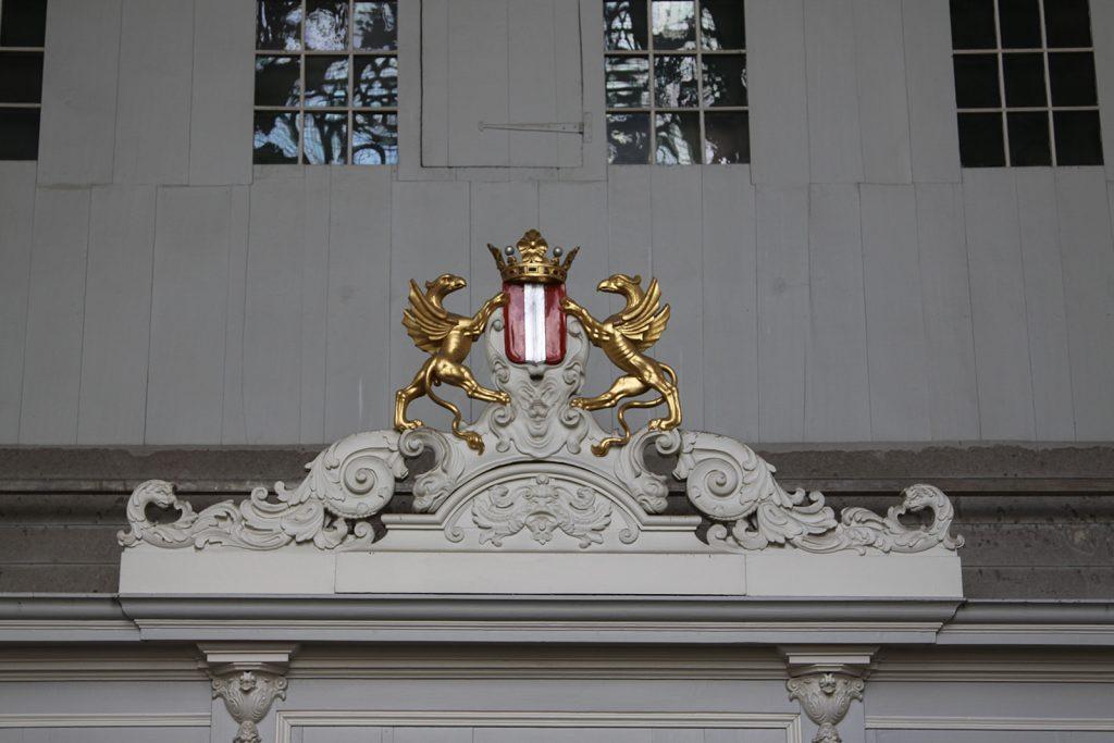 Das Wappen von Dordrecht