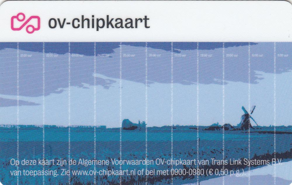 Eine öV-Chipkarte für das ganze Land