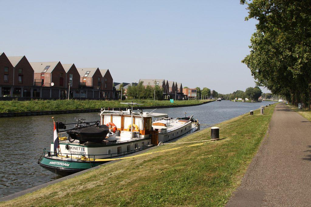 Der «Ligplaats Havenweg» in Vianen