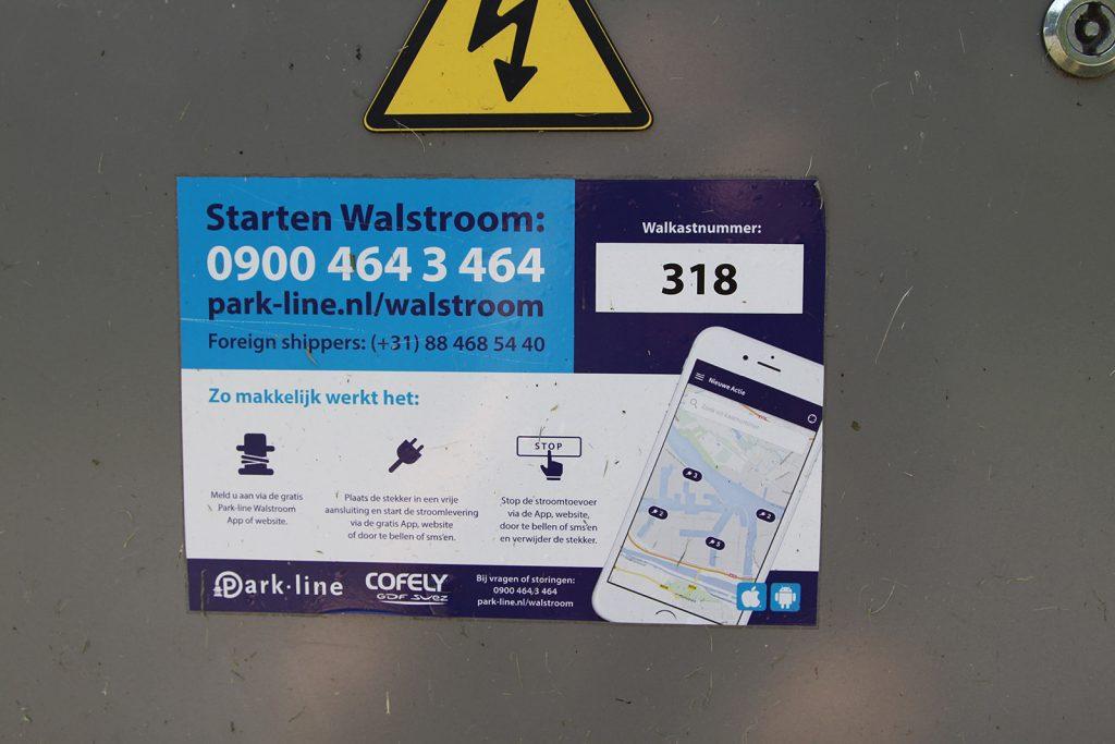 Strombezug via Smartphone-App