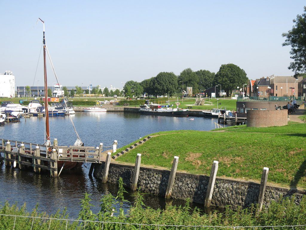Der Hafen von Vollenhove