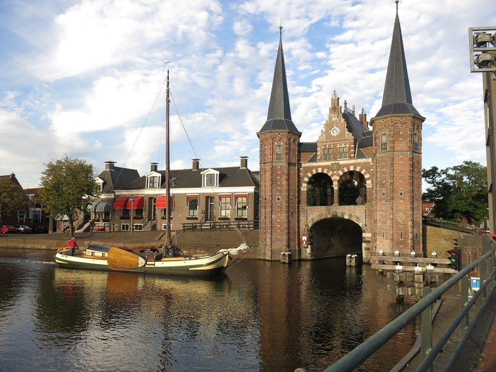 Der Waterpoort in Sneek