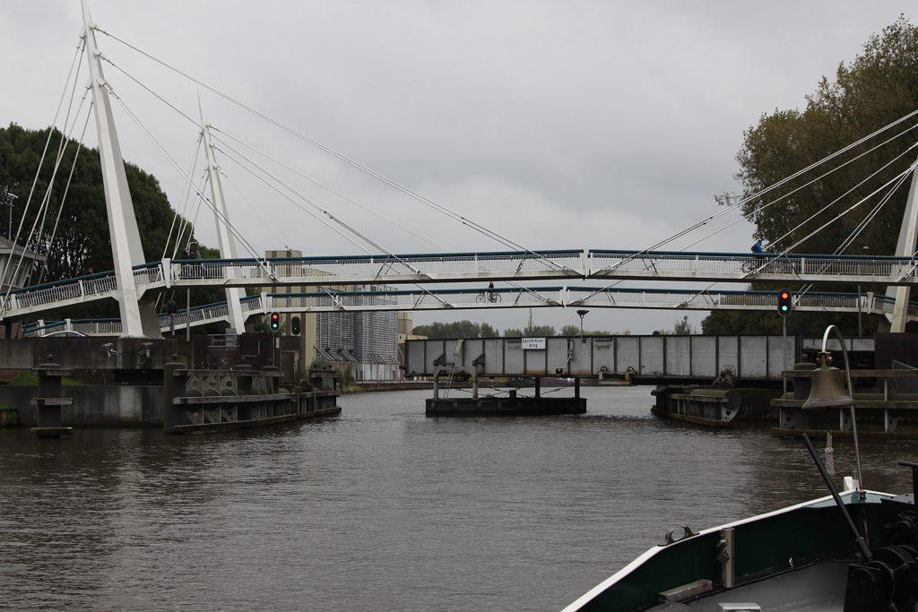Die Gerrit-Krol-Brücke
