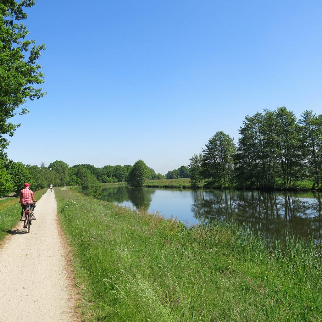 Radweg nach Oldenburg