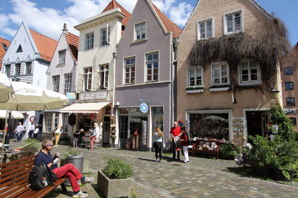 Schnoor-Viertel