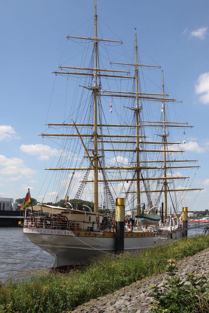 Das Schulschiff «Deutschland»