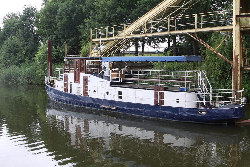 Die «Ahoy» von Corina Metschke und Thomas Salzmann
