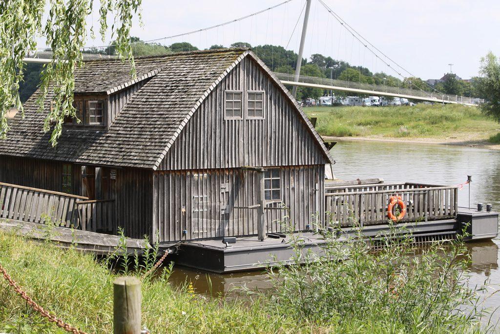 Die Mindener Schiffmühle