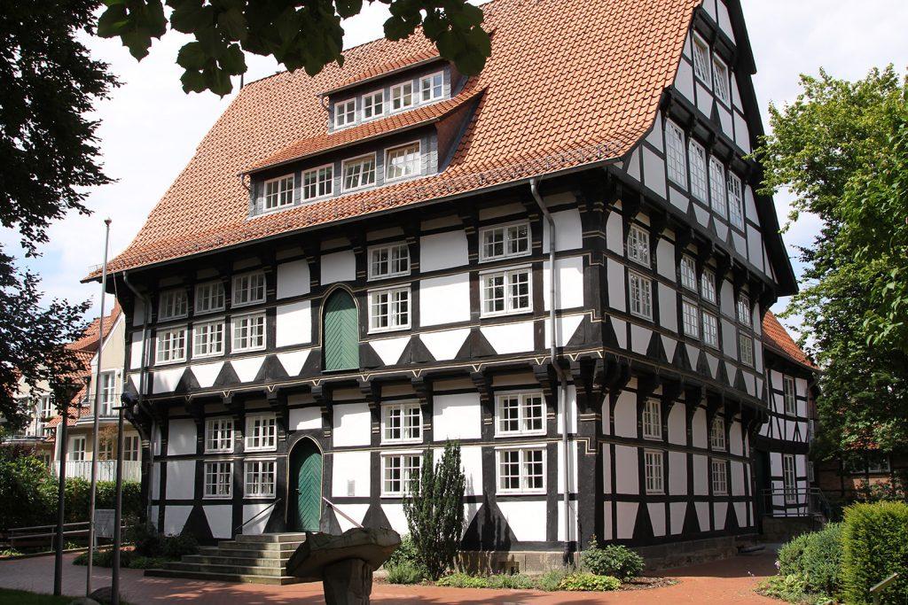 Sitz der Äbtissin des Stifts (frühes 16. Jahrhundert)