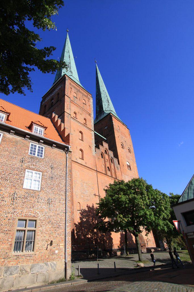 Der Dom zu Lübeck