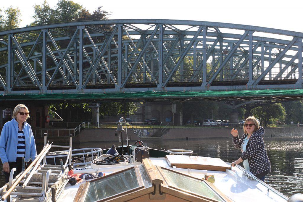 Die Hubbrücken von Lübeck