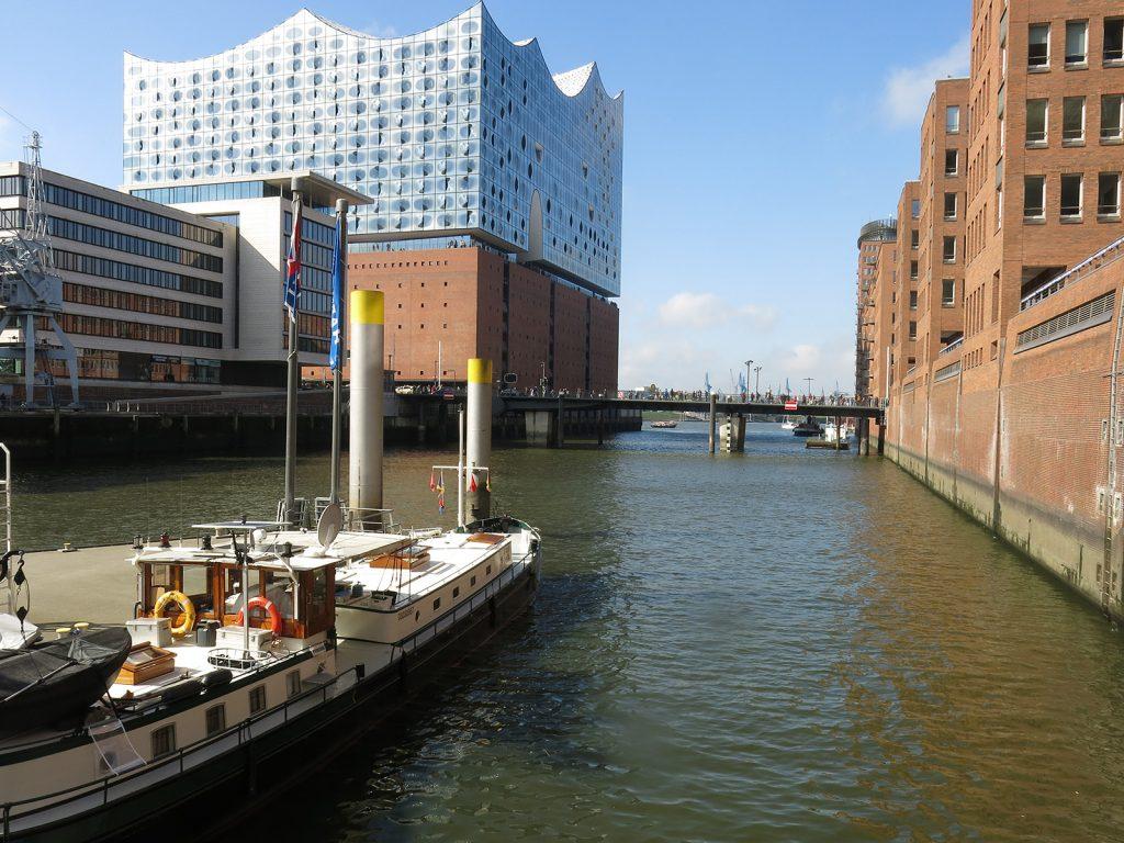 Der schönste Liegeplatz in Hamburg