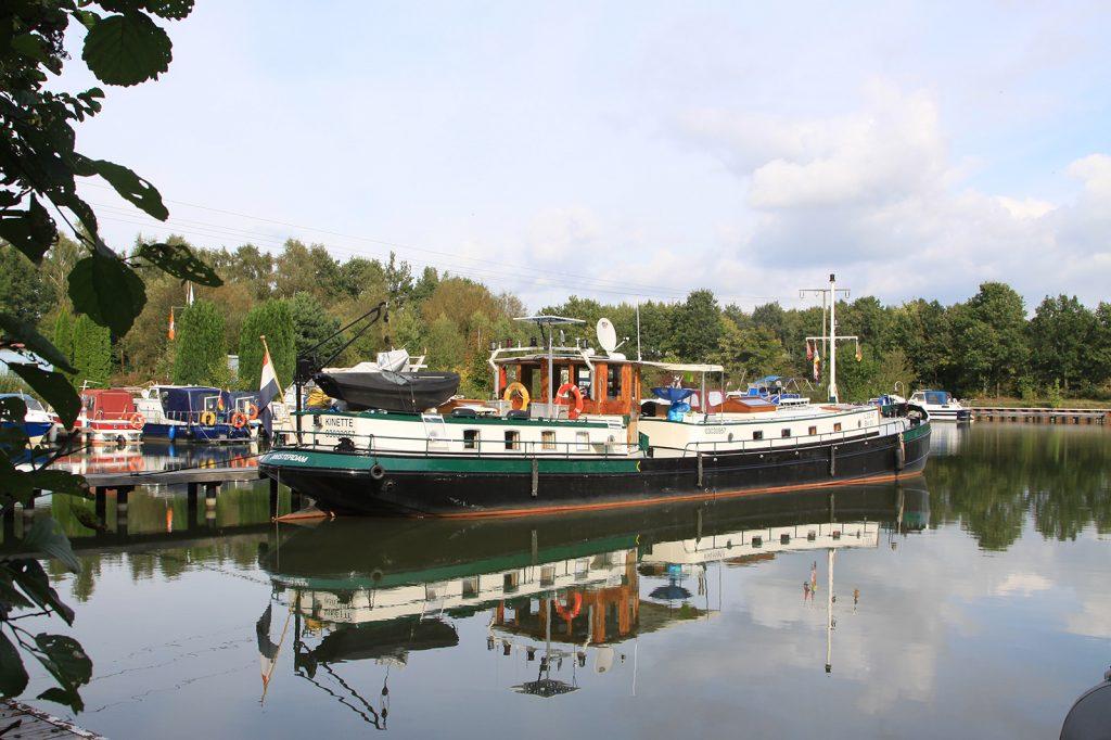 Im Sporthafen Wittingen