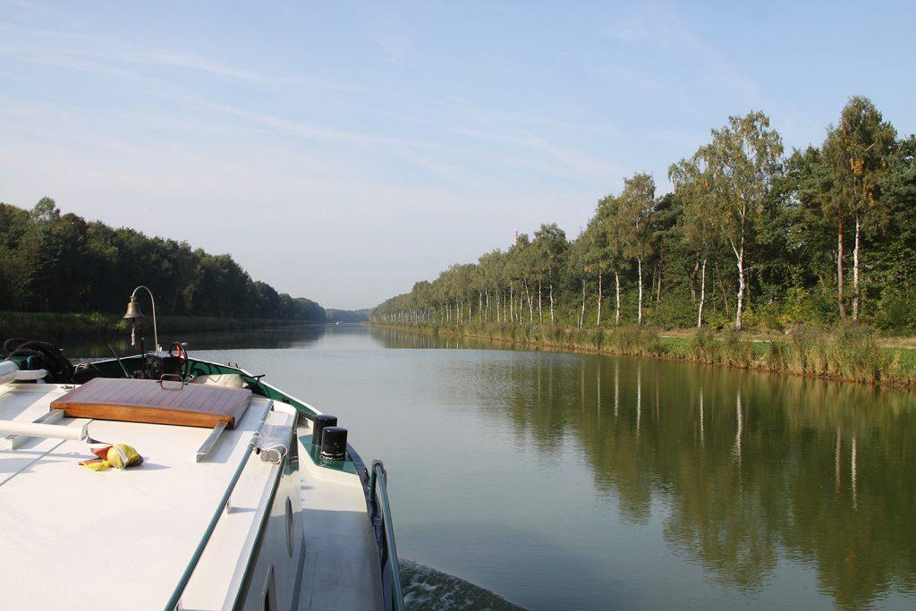 Die Schönheiten des Mittellandkanals