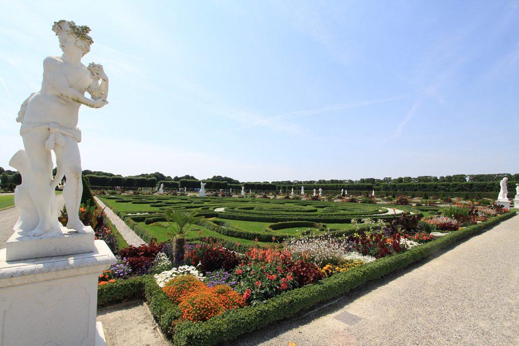 Die Herrenhäuser Gärten in Hannover