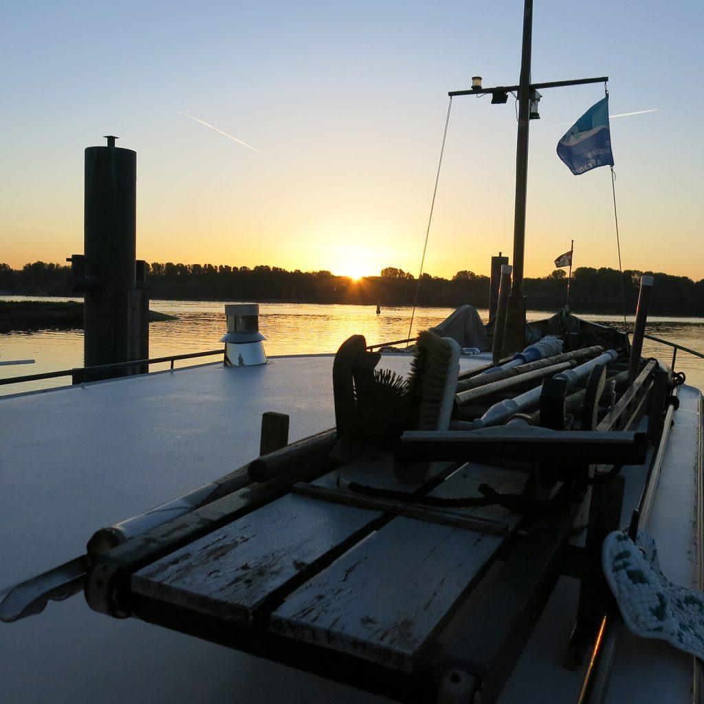 Sonnenaufgang in Oostvoorne