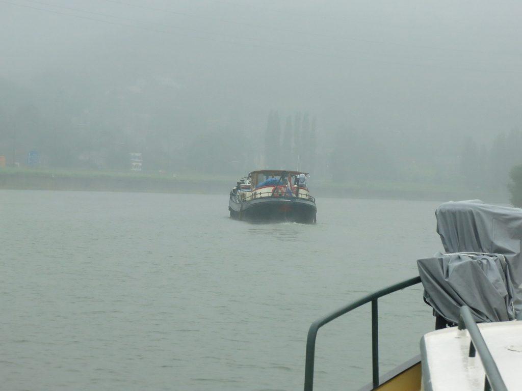 Mit der «Zwaluw» unterwegs zur Werft in Beez