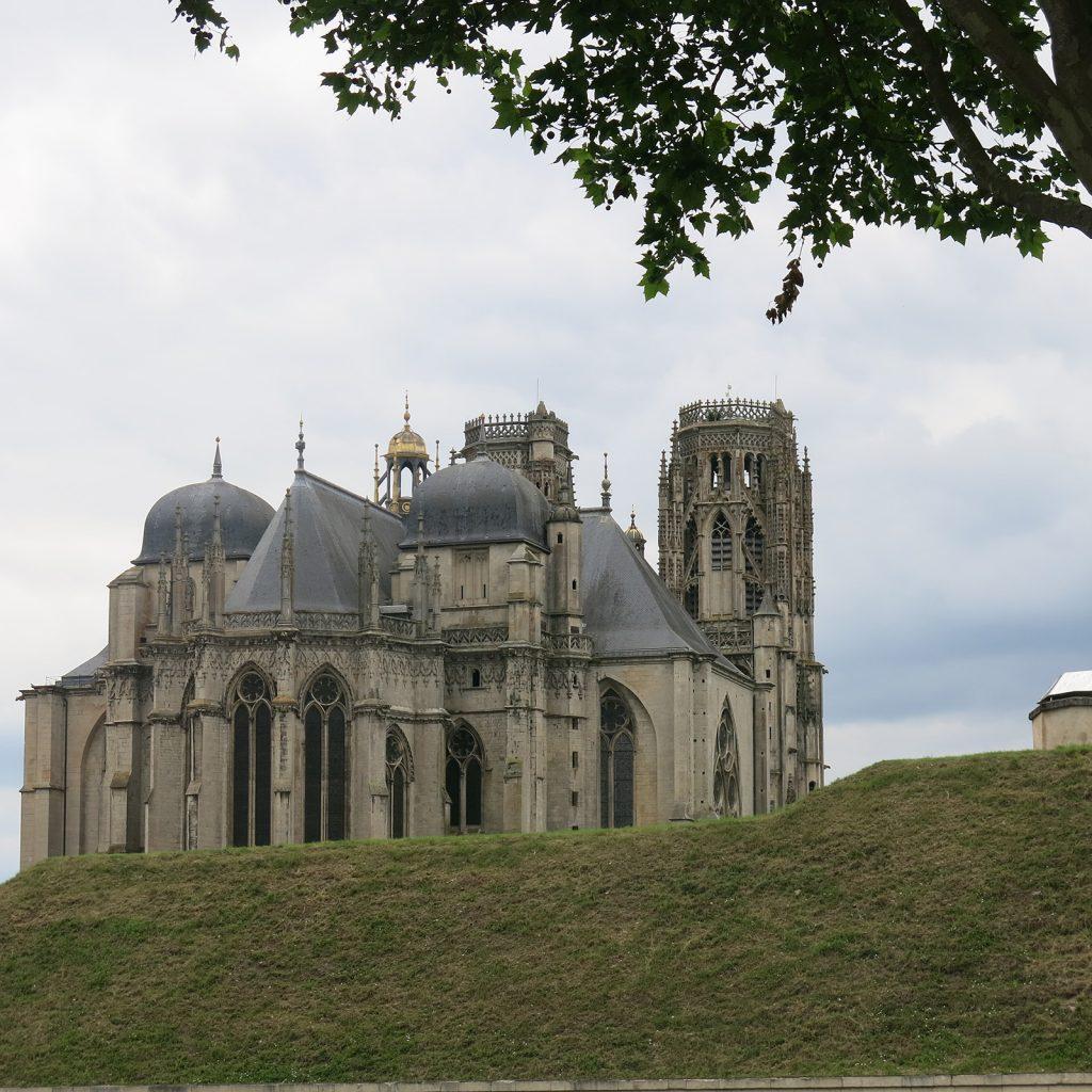 Die Kathedrale St. Etienne in Toul
