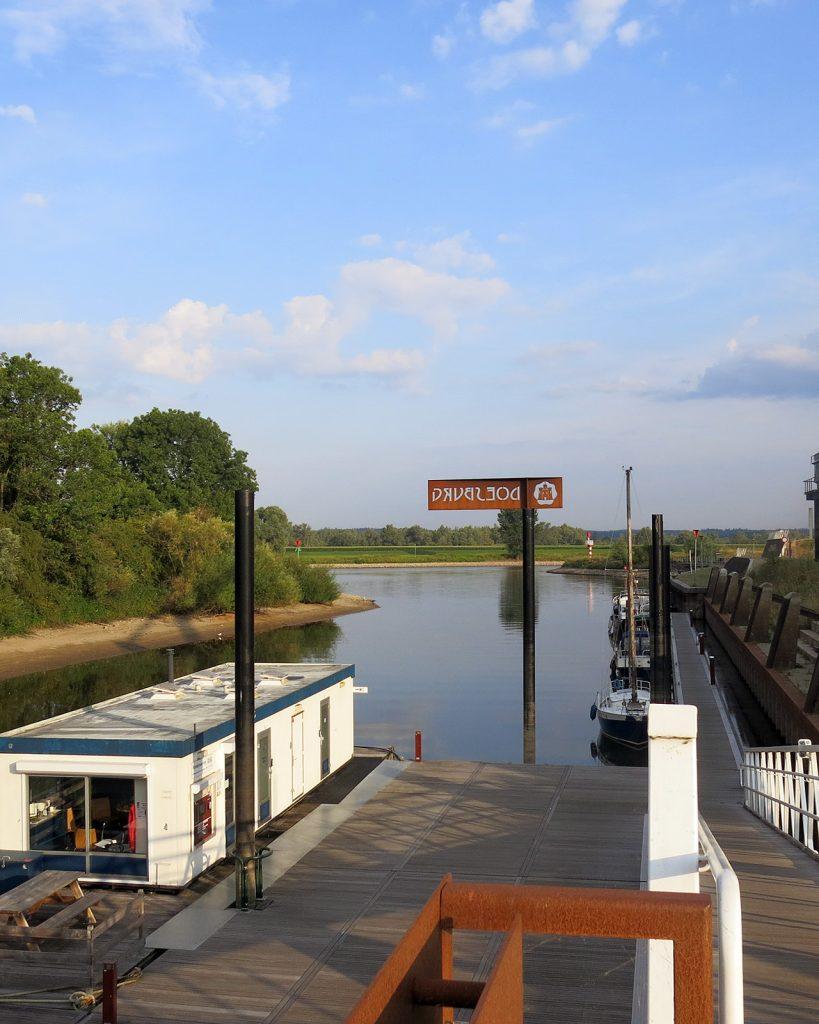 Die Hafenmeisterei von Doesburg