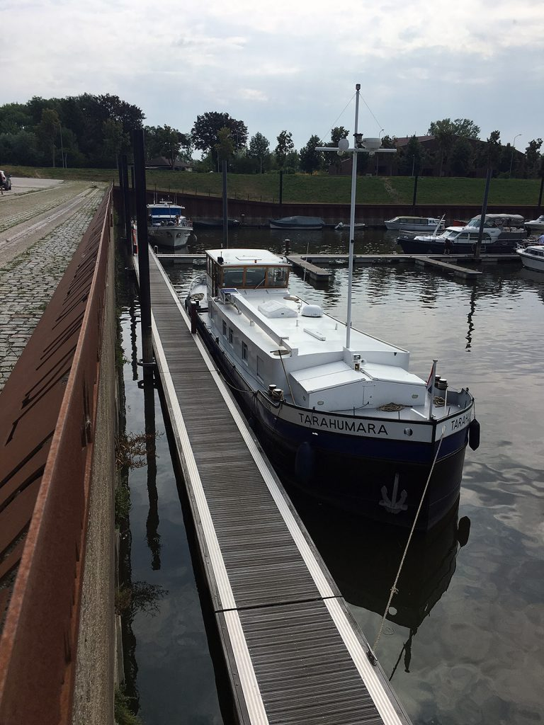 Im Hafen von Doesburg