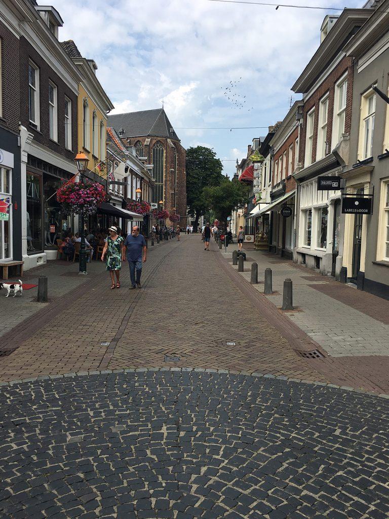 In der Altstadt von Doesburg